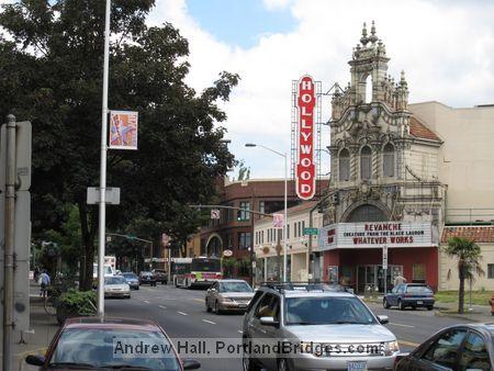 Portland Neighborhoods Hollywood District