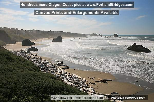 Bandon, Oregon, Beach