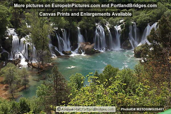 Kravice Falls, Bosnia and Herzegovina