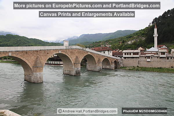 Old Stone Bridge, Konjic