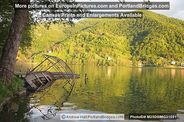 Great Pliva Lake, Jajce