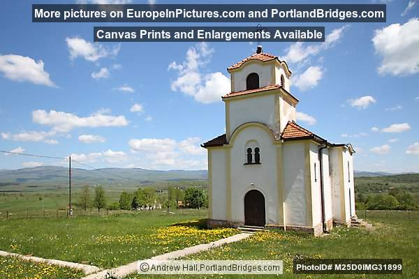 Serbian Orthodox Church in Republic of Srpska, Bosnia