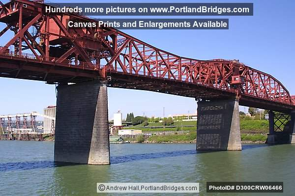 Broadway Bridge, Willamette River, Portland