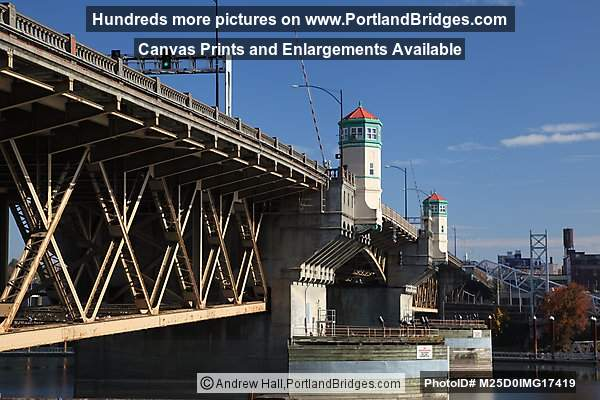 Burnside Bridge, Daytime (Portland, Oregon)