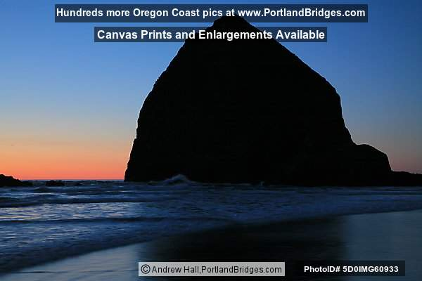 Cannon Beach, Oregon Coast