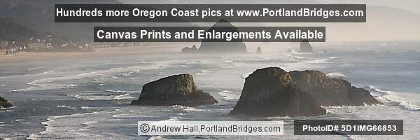 Cannon Beach Panoramic