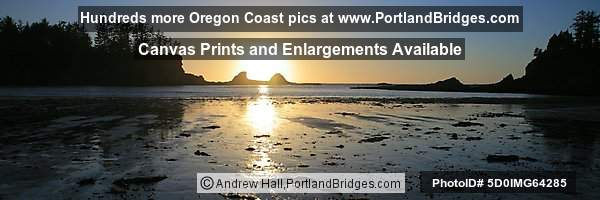Sunset Bay State Park,  near Coos Bay, Oregon
