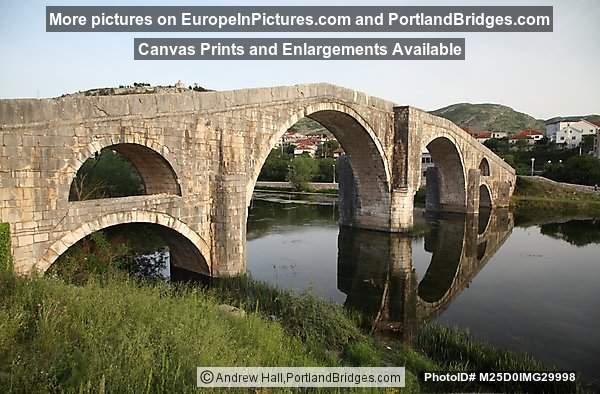 Arslanagić Bridge, Trebinje, Bosnia and Herzegovina