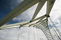 Portland Fremont Bridge Looking Up <i>(14 images) - shot on 08/10/2008</i>