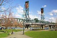 Portland Bridges Daytime <i>(10 images) - shot on 02/28/2002</i>