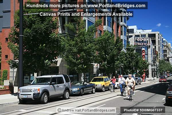 Portland Pearl District