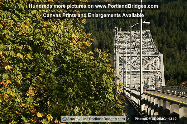 Bridge of the Gods, Columbia River Gorge