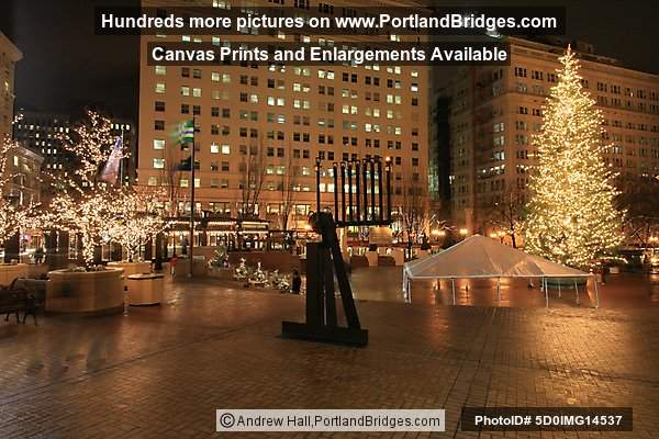 Pioneer Courthouse Square Christmas Tree Portland Oregon Max Streaking & Pioneer Courthouse Square Christmas Tree Portland Oregon Max ... azcodes.com
