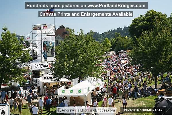 Waterfront Blues Festival, July 4 2007 (Portland, Oregon)