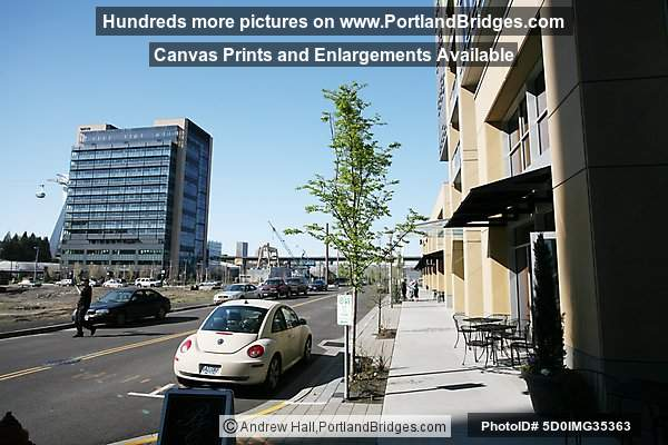 Street View, Portland South Waterfront