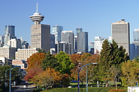 Vancouver, British Columbia, Fall Photos