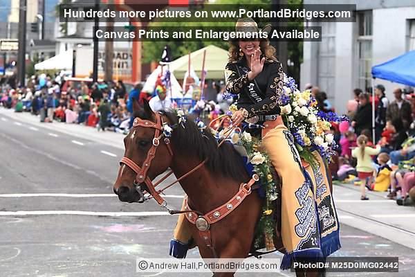 Miss Rodeo Oregon, Shelby Ross (Portland, Oregon) Photo