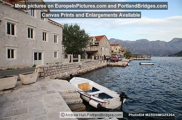 Bay of Kotor from Perast