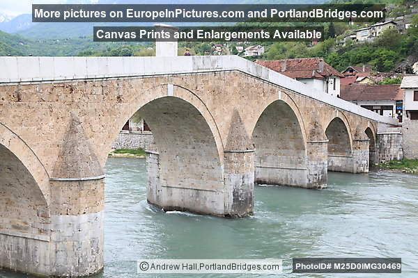 Old Stone Bridge, Konjic