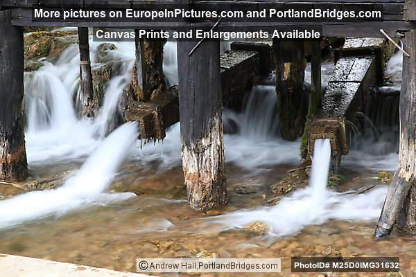 Pliva Watermills near Jajce
