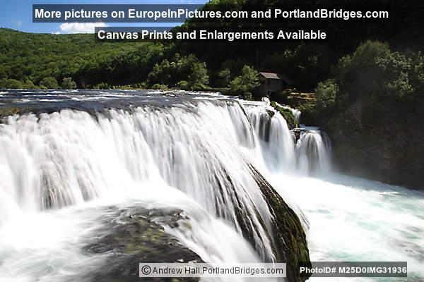 Štrbački buk Waterfall, Una National Park