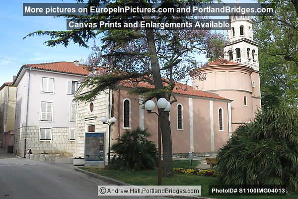 Church of Our Lady of Health, Zadar