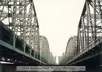 Interstate Bridge (Portland, Oregon) Photo S35MM0FILM00023