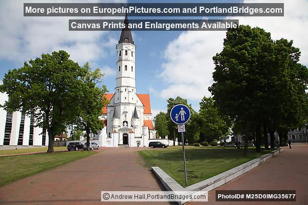 Cathedral, Šiauliai, Lithuania
