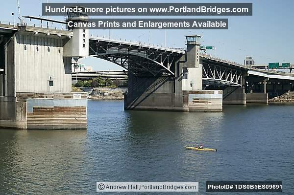 Morrison Bridge, Daytime (Portland, Oregon)