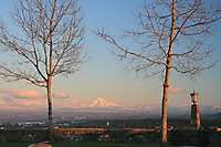 Portland Rocky Butte Mount Hood <i>(24 images) - shot on 01/11/2007</i>