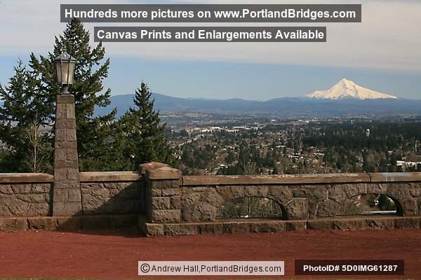 Mt. Hood from Rocky Butte