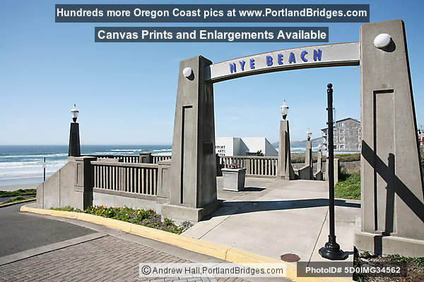 Newport, Oregon Nye Beach Historic District