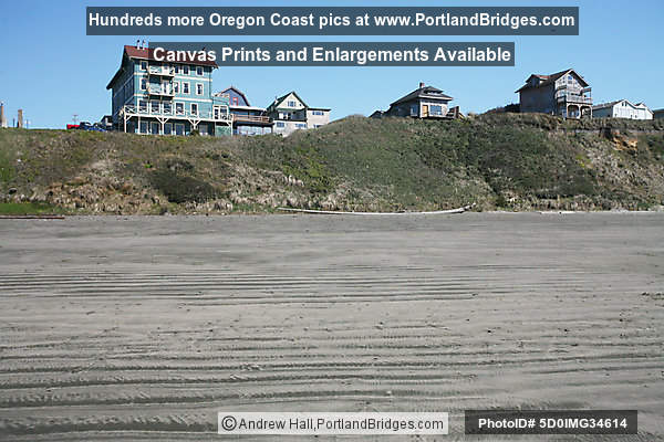 Nye Beach, Newport, Oregon