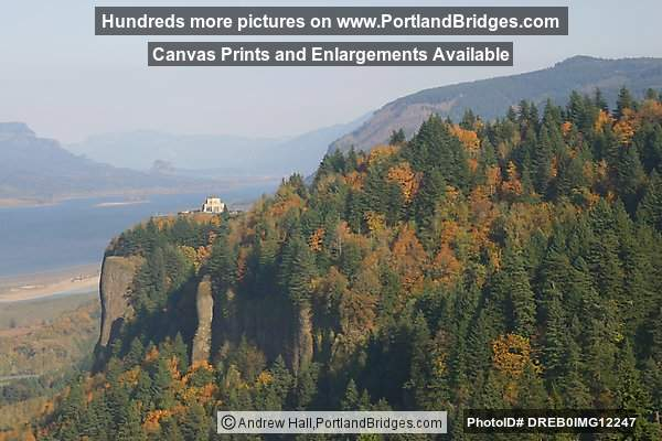 Crown Point, Columbia River Gorge, Oregon