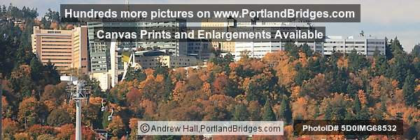 Oregon Health Sciences University (OHSU), Portland Aerial Tram