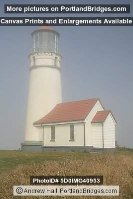 Cape Blanco Lighthouse, Oregon Coast