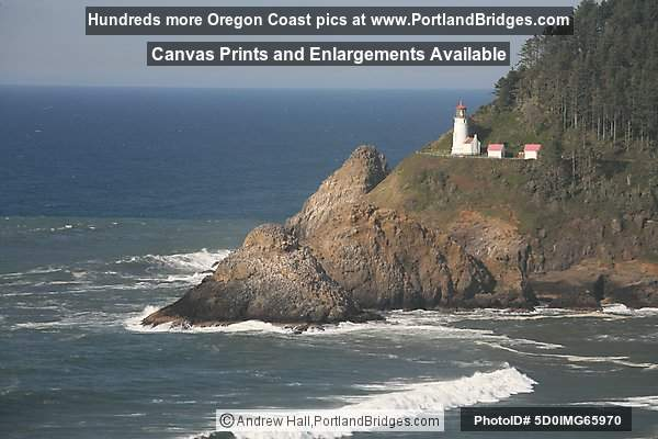 Heceta Head Lighthouse, Oregon Coast