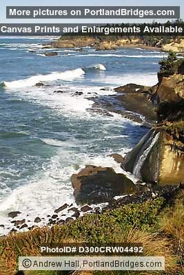 Boiler Bay, Central Oregon Coast