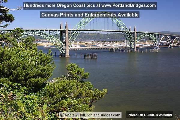 Oregon Coast, Yaquina Bay Bridge