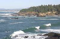 Oregon Central Coast Daytime