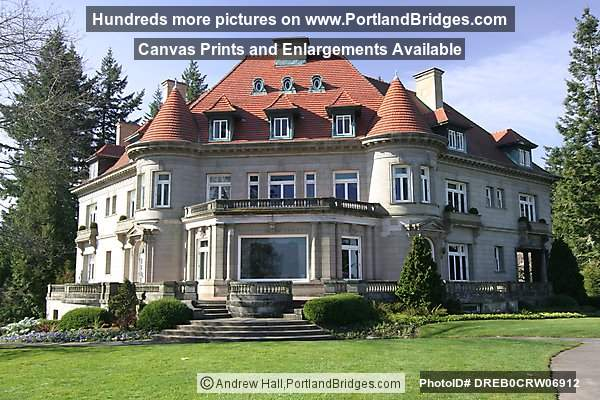 Pittock Mansion, Best Portland Pictures