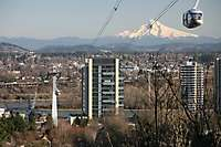 Portland Aerial Tram Mt Hood <i>(39 images) - shot on 01/26/2007</i>