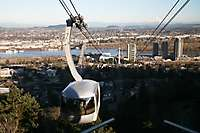 Portland Aerial Tram Daytime <i>(36 images) - shot on 01/30/2007</i>