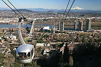 Portland Aerial Tram Daytime <i>(43 images) - shot on 01/31/2007</i>