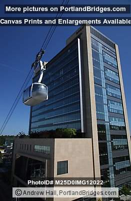 Aerial Tram, OHSU South Waterfront (Portland, Oregon)