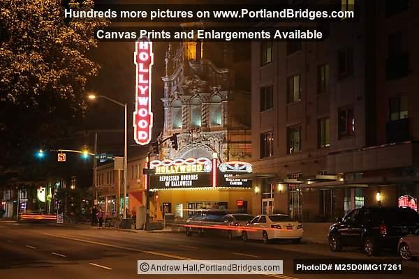 Hollywood Lighting Portland Oregon Hollywood Nightlife