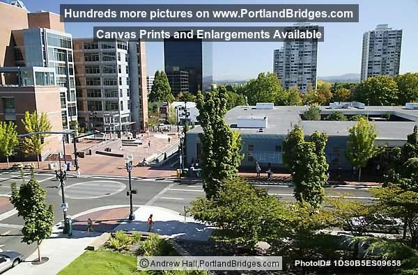 portland state university 39 s urban center high rise buildings photo 1ds0b5es09658. Black Bedroom Furniture Sets. Home Design Ideas