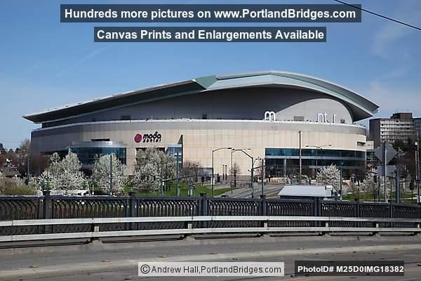 Moda Center Formerly Rose Garden Arena Portland Photo M25d0img18382
