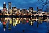 Portland Cityscape <i>Collection, 65 images</i>
