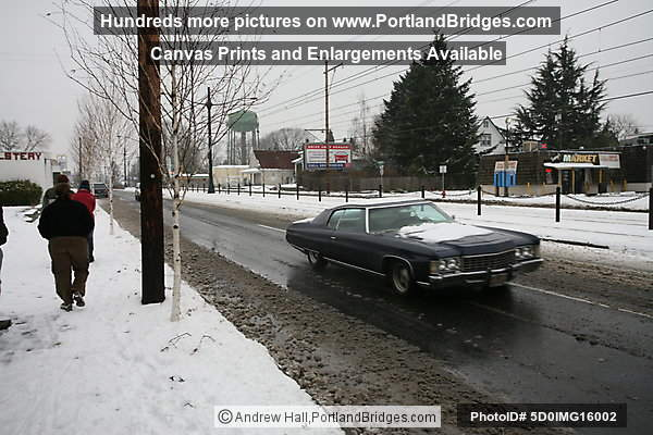 Portland Interstate Avenue